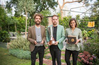 Melbourne International Flower and Garden Show Winners
