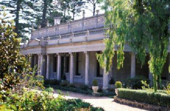 HMA Victoria to hold AGM at historic garden