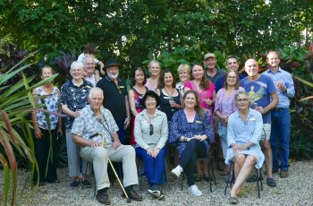 Horticultural Media tour Cairns
