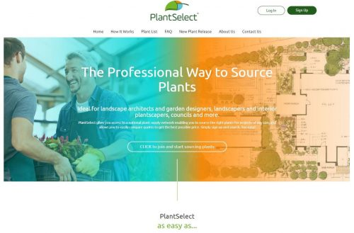 Plant Select website launched