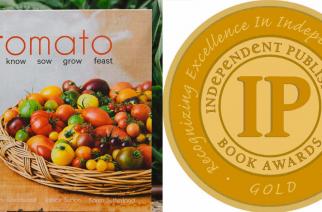 Tomato book wins international award