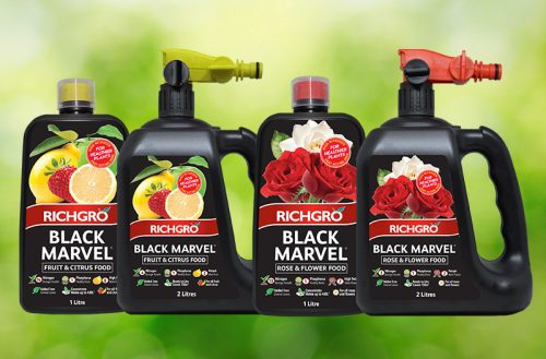 Black Marvel Liquid Delivers Even Faster Results