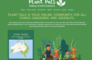 Garden industry launches Plant Pals community