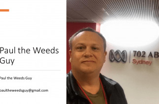 Paul the weeds guy Webinar