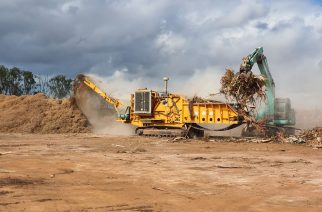 Peats Group Ltd – Shoal Bay Mulch & Organics Processing Facility, Darwin