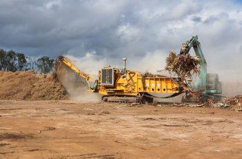 Peats Group Ltd – Shoal Bay Mulch & Organics Processing Facility, Darwin
