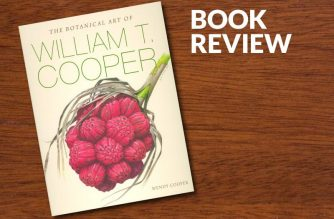 The Botanical Art of William T Cooper By Wendy Cooper