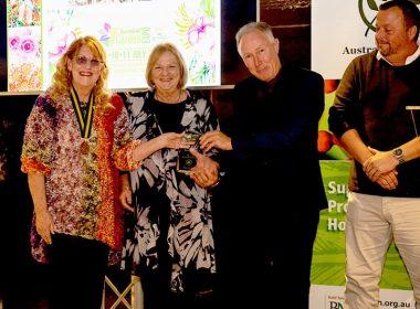 QGE AIH GreenSpace Events & Engagement Award
